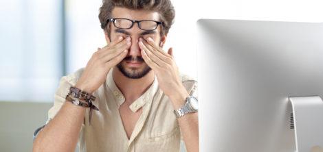 продукты от потери зрения