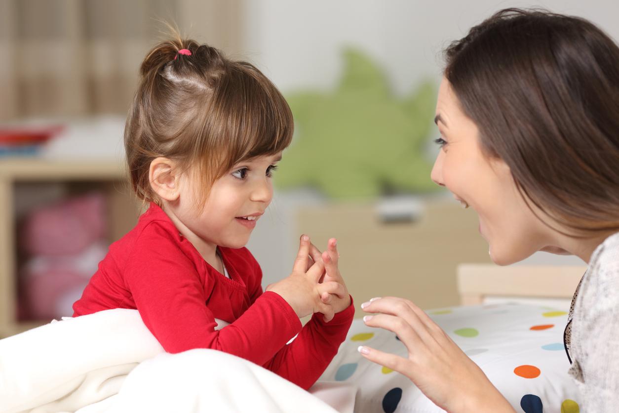 Как определить правильность развития речи ребенка