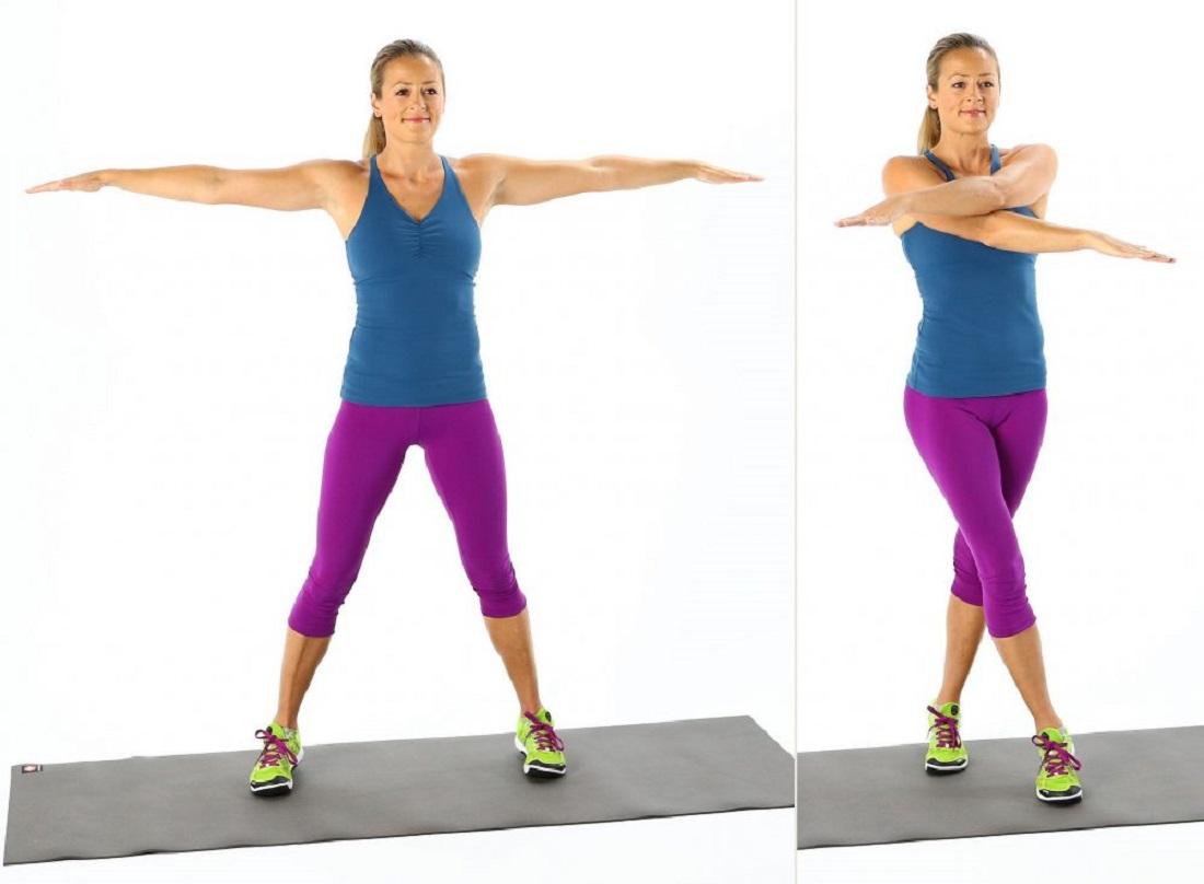 Движения Быстрого Похудения. Упражнения для похудения в домашних условиях