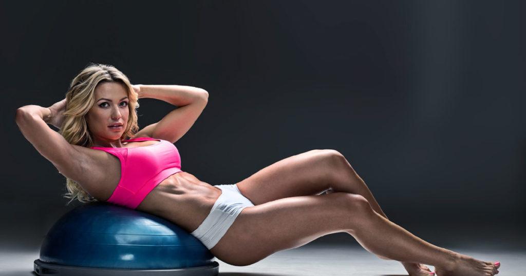 Комплекс упражнений для похудения с катей усмановой