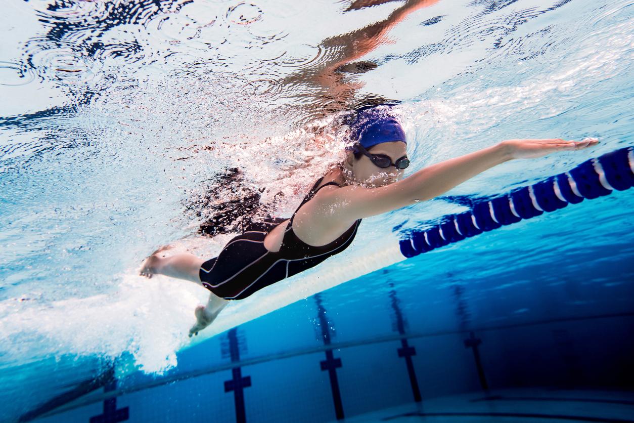 Плавание Как Быстро Похудеть.