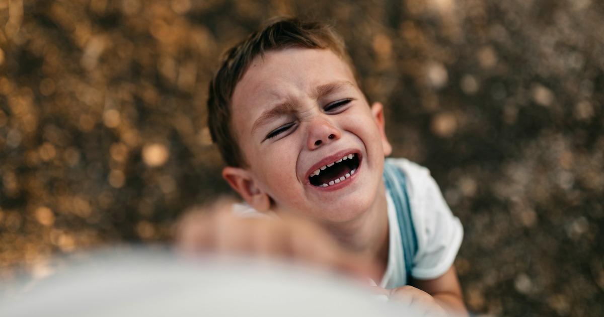 Как справиться с детской истерикой без ремня рекомендации