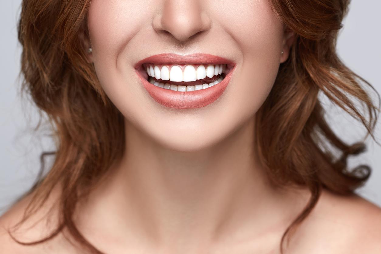 Картинка идеальной улыбки