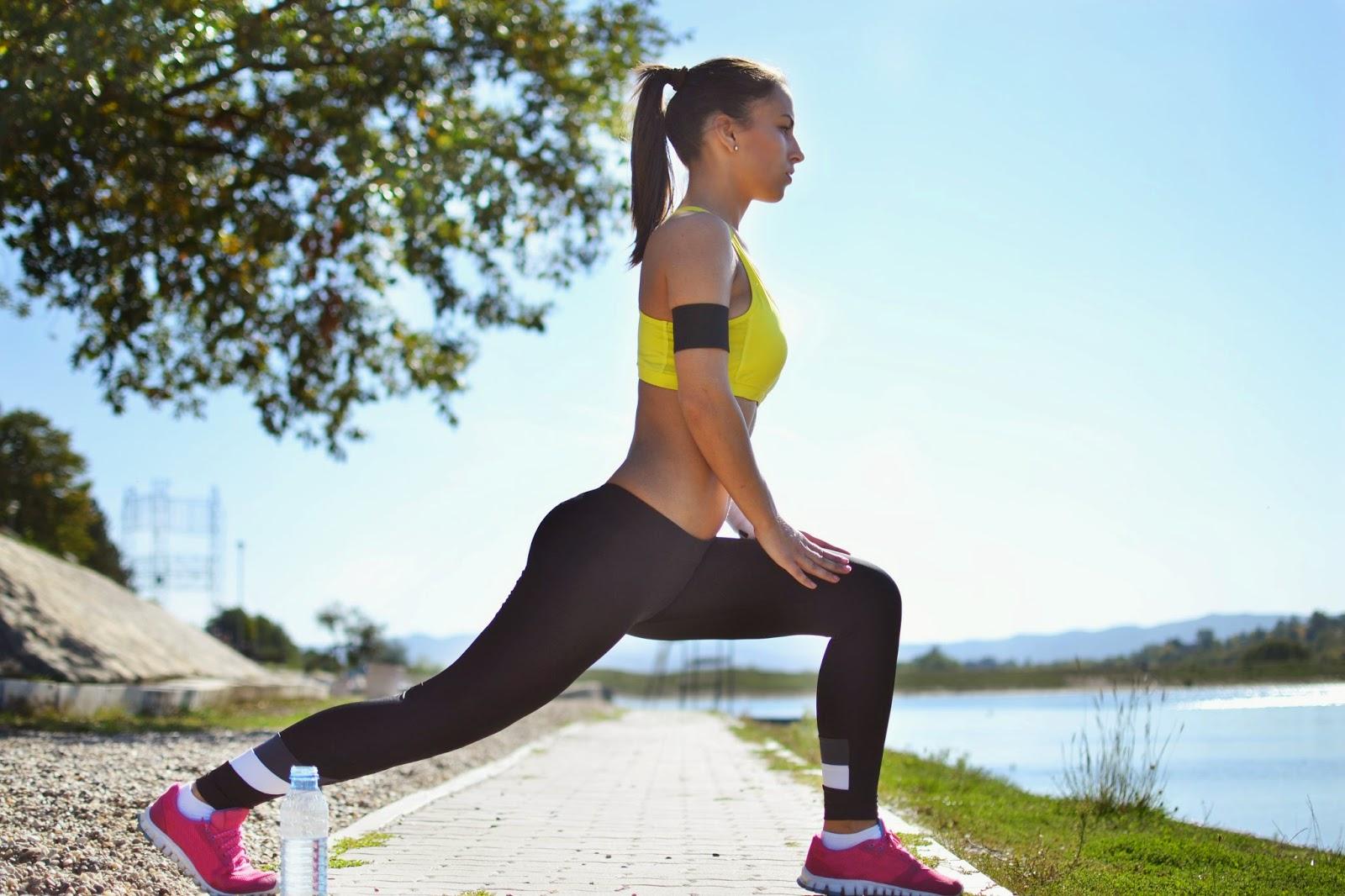 Похудеть занимаясь спортом каждый день