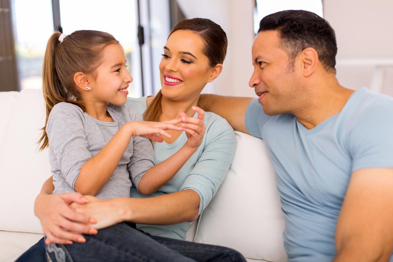 Картинки как взрослые общаются с детьми
