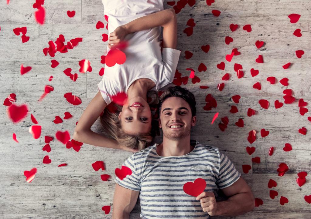 С Днем влюбленных мужу