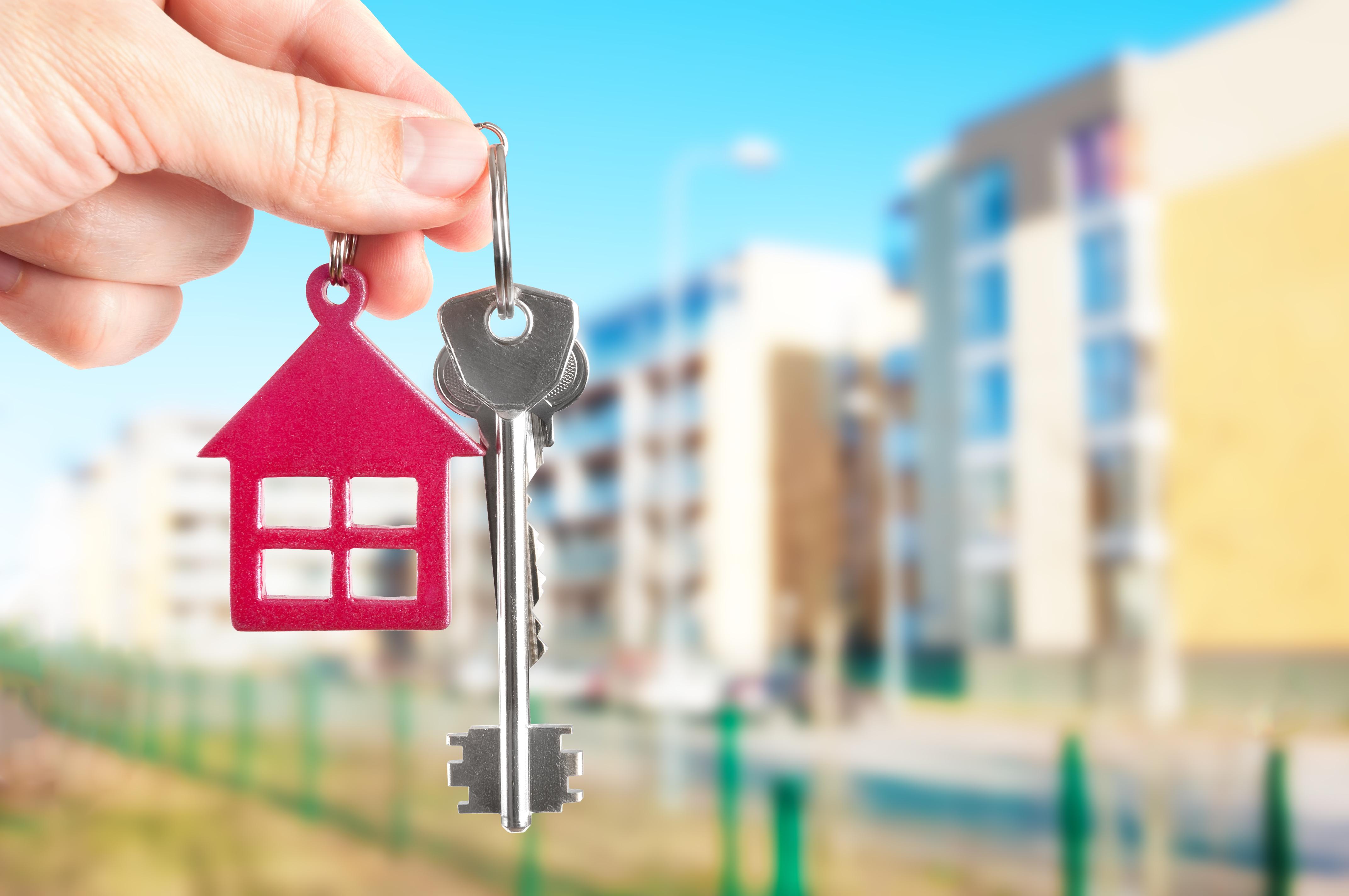 Картинки ключ с домом