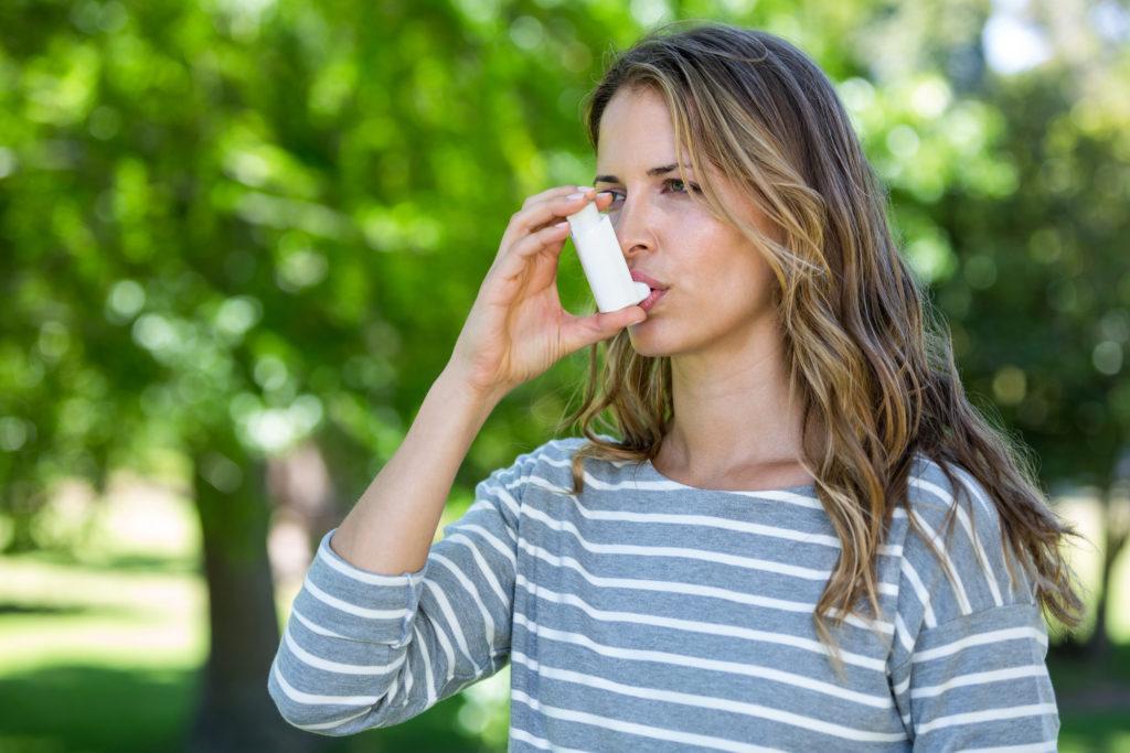 жить с астмой