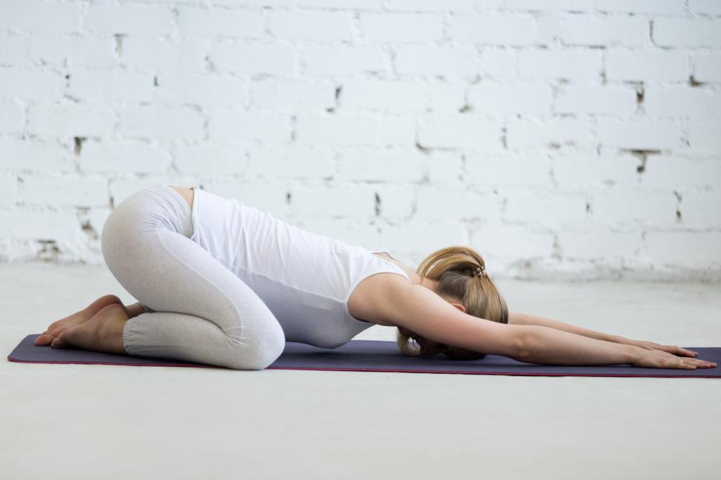 йога для беременных в 3 триместре