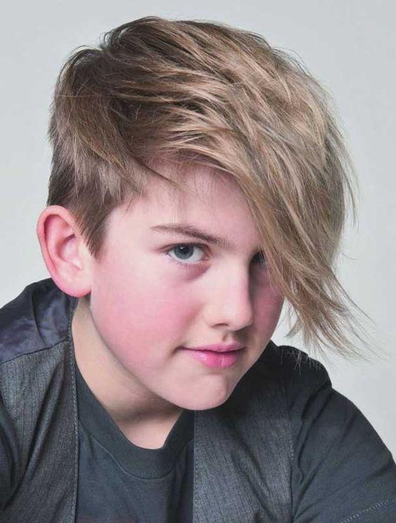 причёски для мальчиков 11 лет