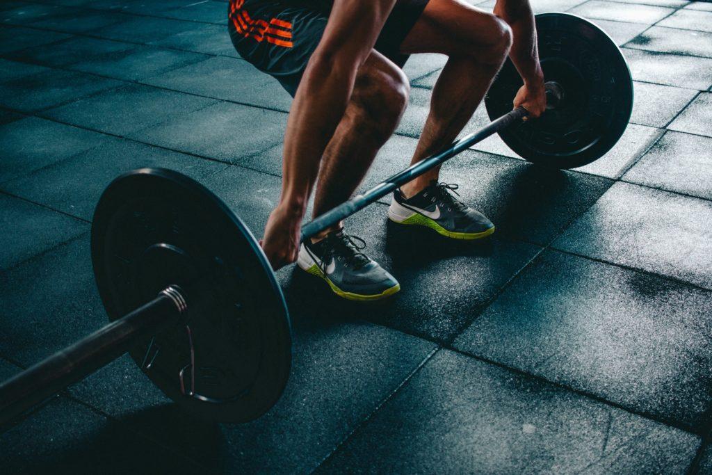 как нарастить мышцы при похудении