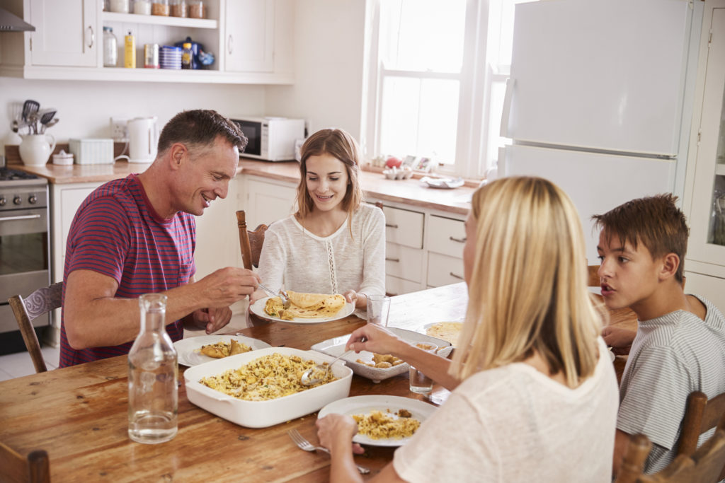 семейный ужин