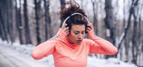 Как оставаться в форме зимой