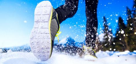 как тренироваться в холодное время года