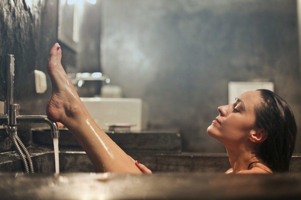 Почему нужно чаще принимать ванну