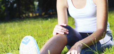 Как тренироваться, если болят колени