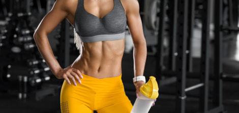 как накачать нижние мышцы пресса