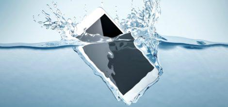 водонепроницаемый смартфон