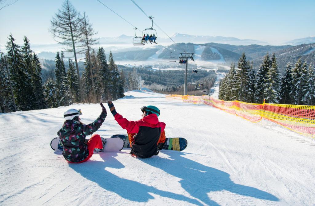 как оставаться активными зимой