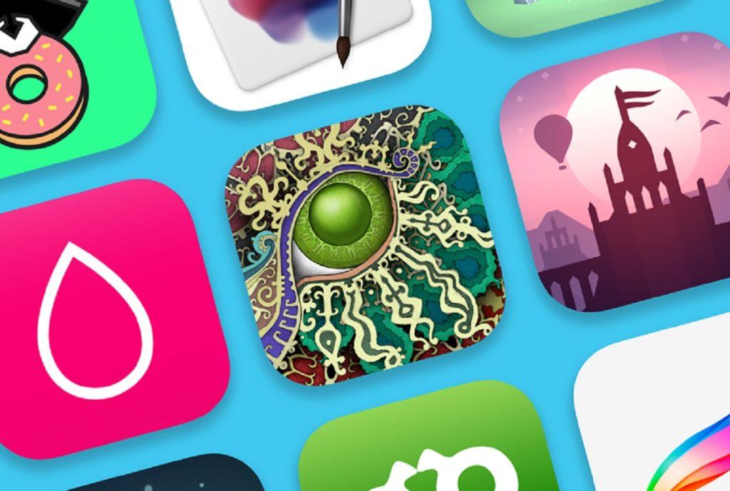 рейтинг контента на iOS