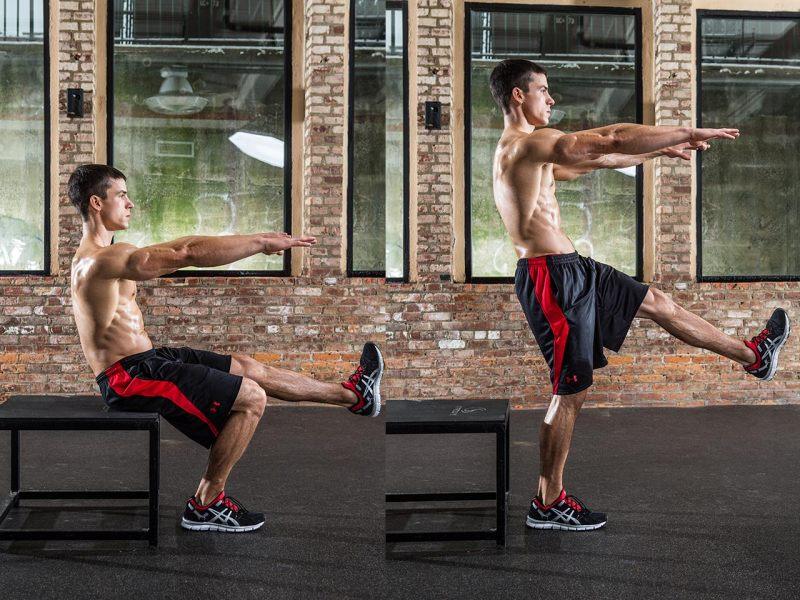 Картинки для тренировки ног