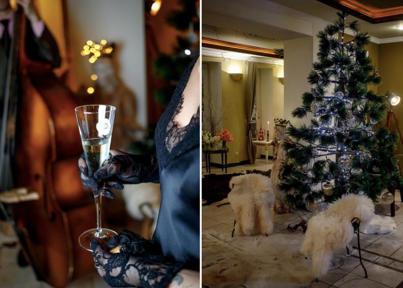 Где отпраздновать Новый Год в Киеве