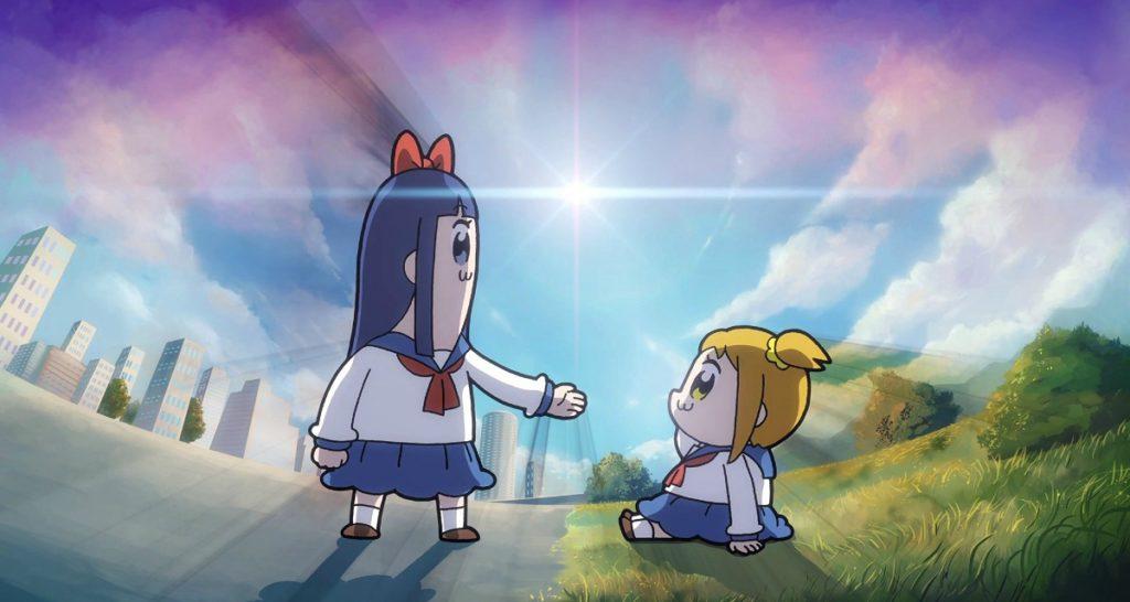 новое аниме