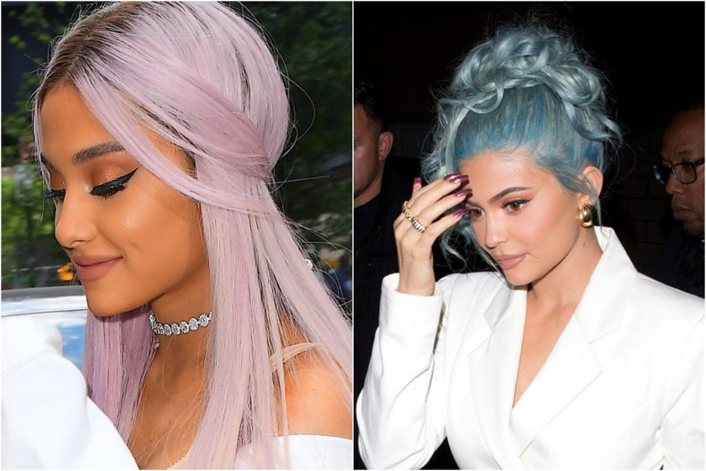 В какой цвет красить волосы в 2019 году