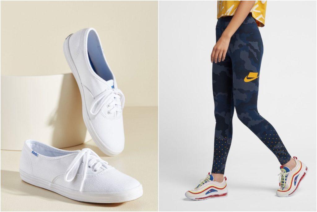 Стильные бренды кроссовок