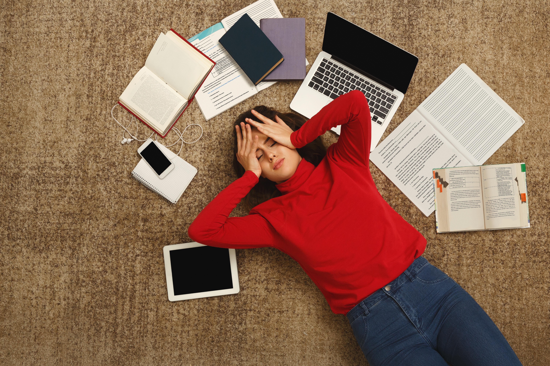 Как стресс способен повлиять на ваше тело