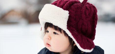 первая зима для ребенка