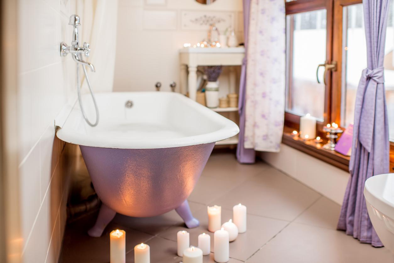 Как принять идеальную ванну