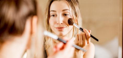 Как сделать контурный макияж