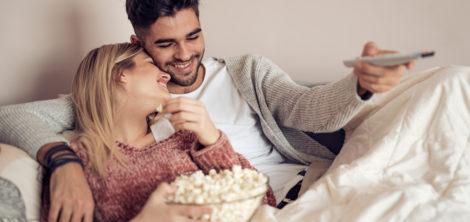 Фильмы для романтичного настроения