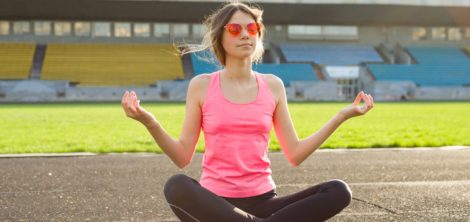 Почему йога нужна бегунам