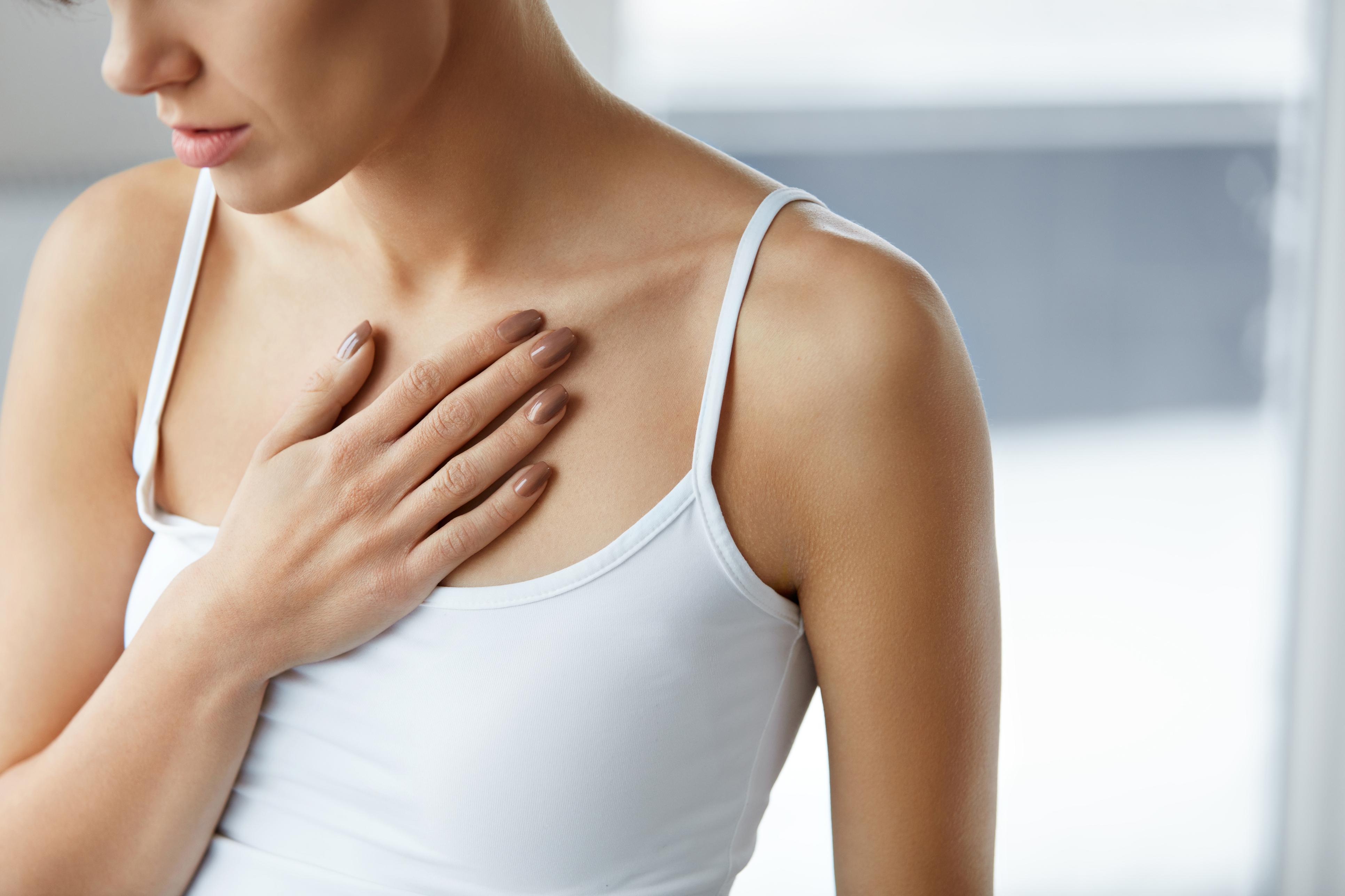 Резкое Похудение Болит В Груди. 10 причин, почему может болеть грудь у женщин