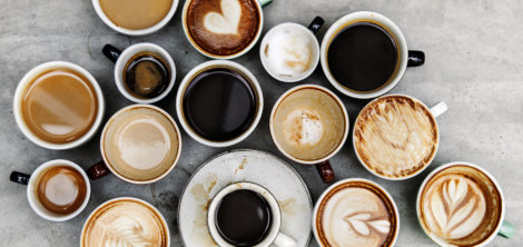 виды кофе