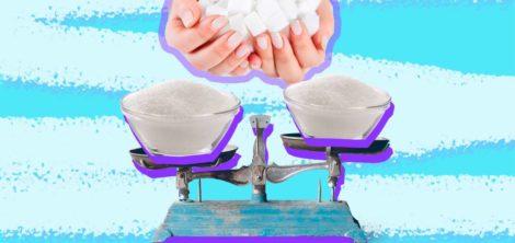 сахар в ежедневном рационе