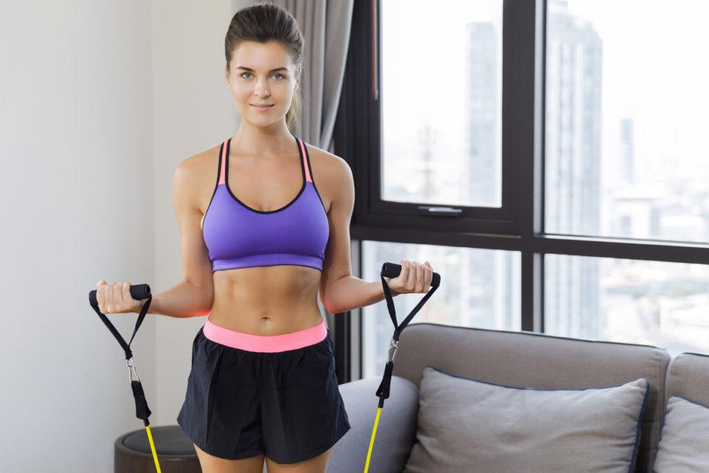 Упражнения для женщин после 50 лет