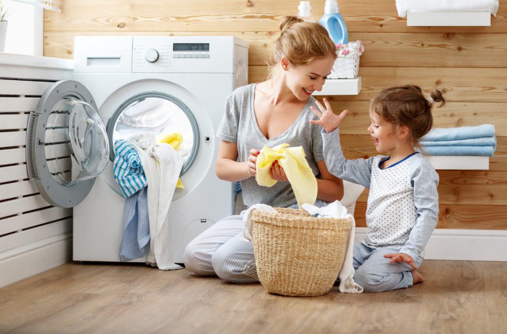 Как можно делегировать работу по дому на ребенка