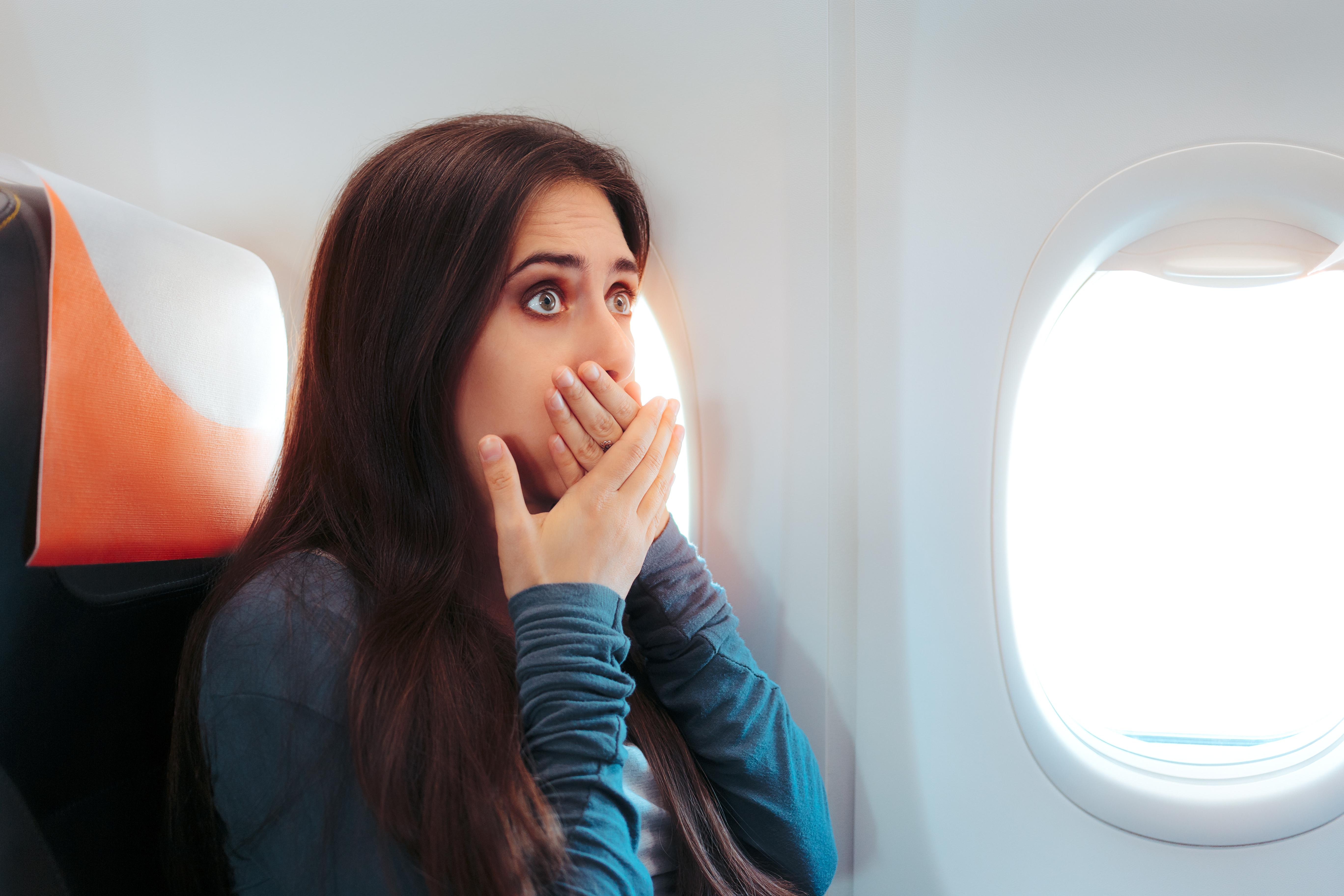 Как избавиться от страха перед полетом