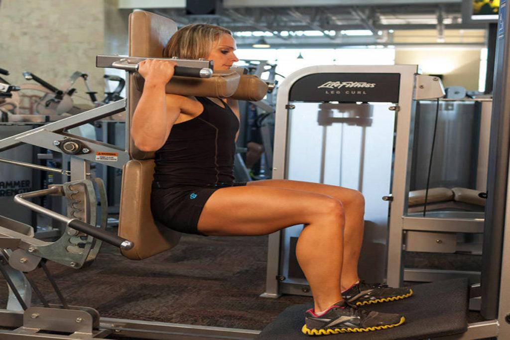 Как прокачать ноги и плечи