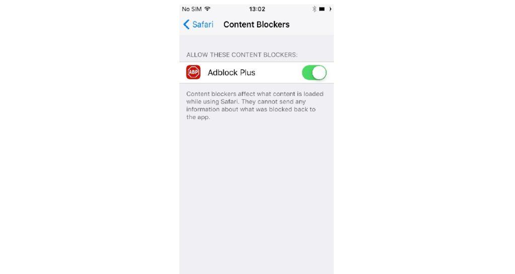 как заблокировать рекламу
