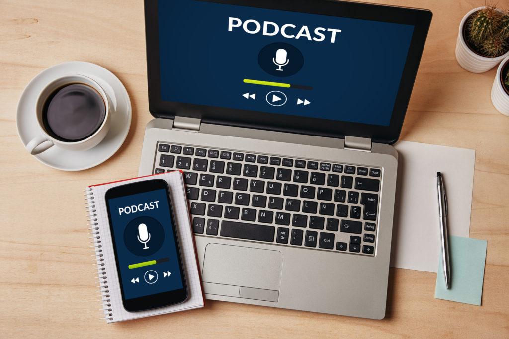 Лучшие приложения для прослушивания подкастов
