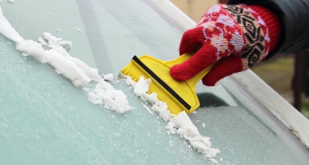 как обслуживать автомобиль зимой