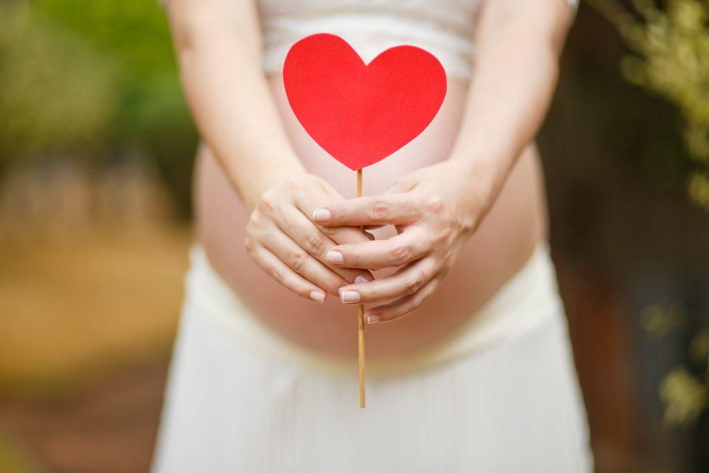 Список покупок во время беременности