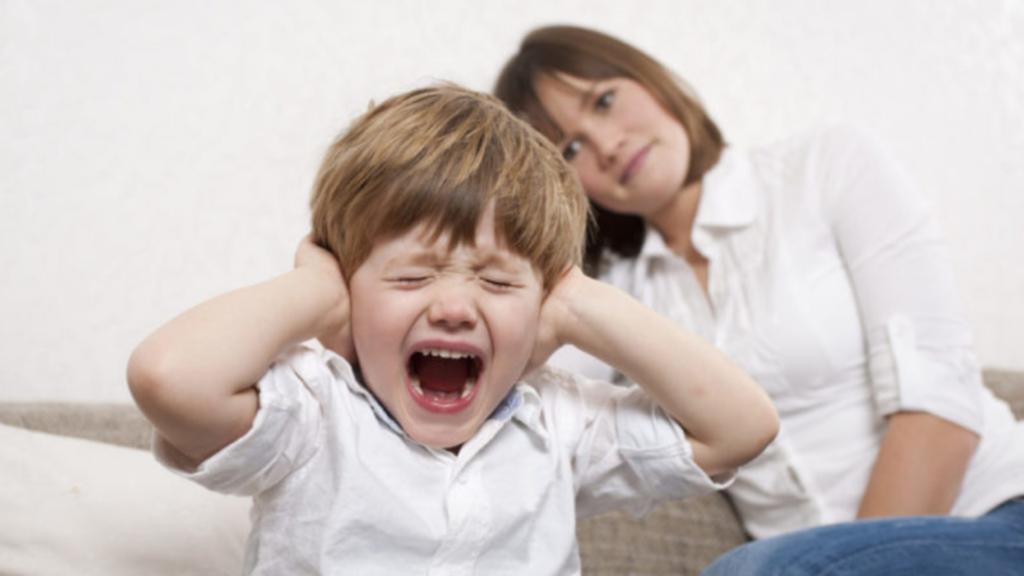 если ребенок капризничает