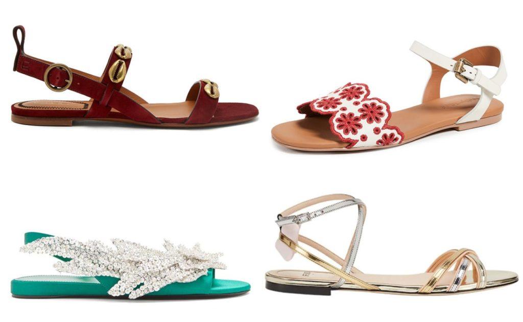 Как выбрать летние сандалии