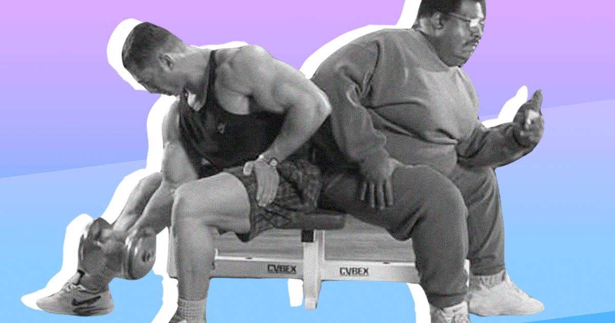 похудение с помощью упражнений юей