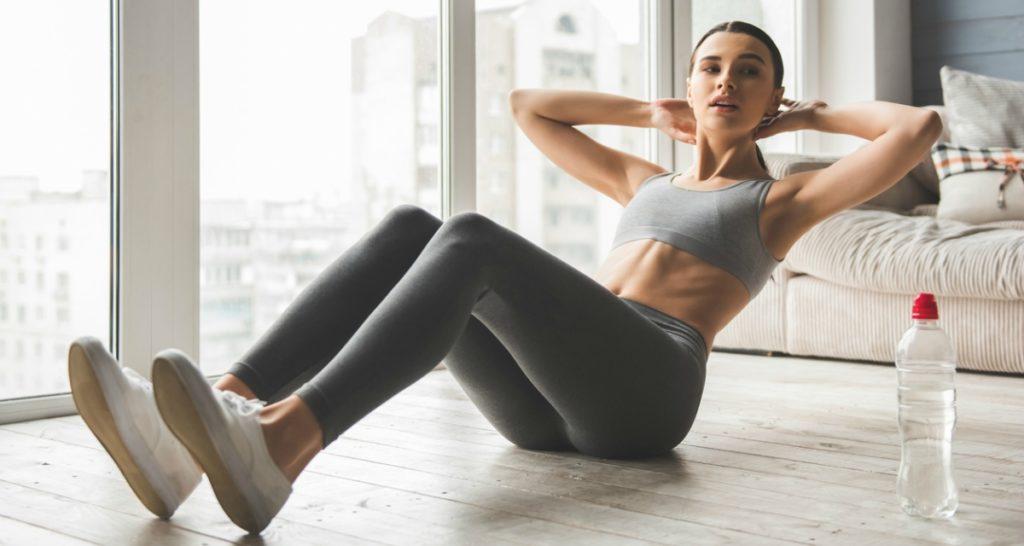 как укрепить мышцы пресса